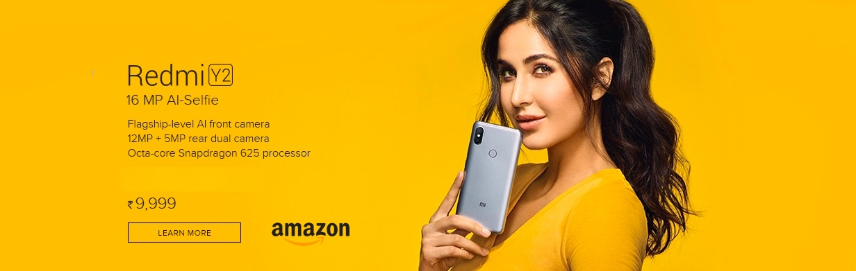 Redmi Y2 Amazon