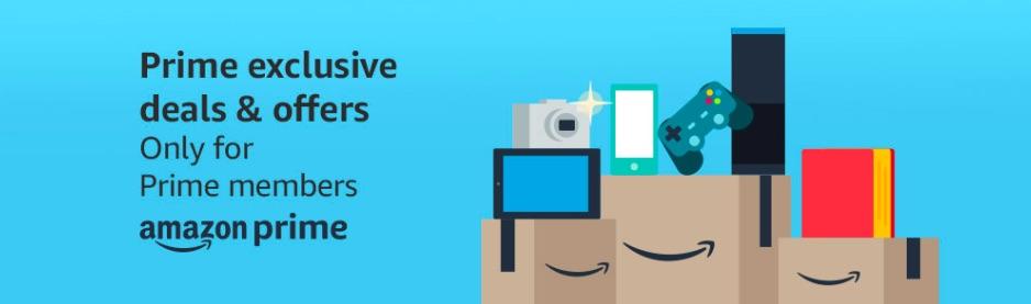 Amazon Prime Offers 2019