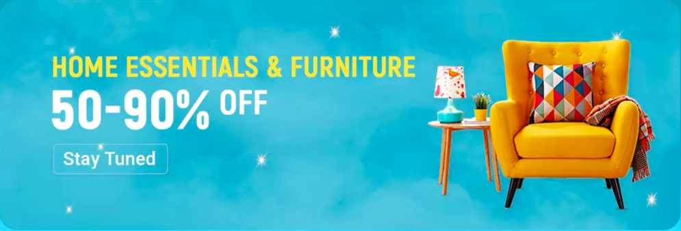 Flipkart BBD Home Decor