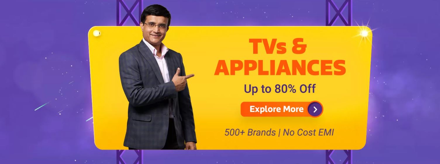 Flipkart Big Billion Days Sale 2019 Best Offers List: Upto 90% Off Mobile Deals + Extra 10% Discount on card 1