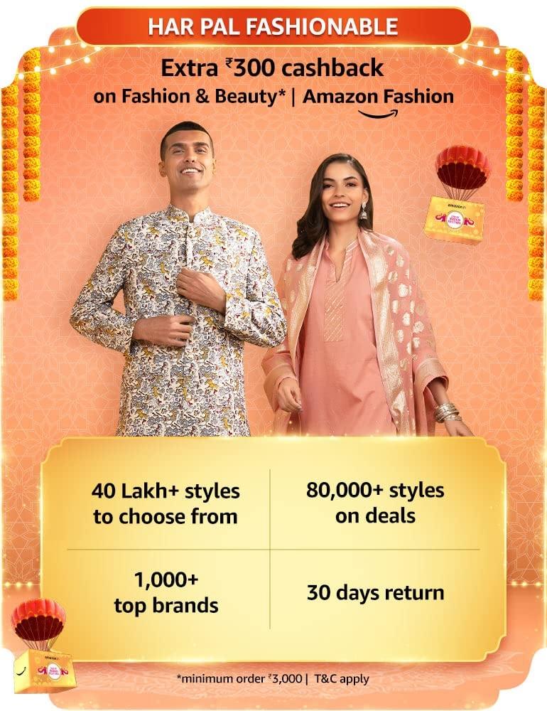 Amazon Great Indian Sale Fashion