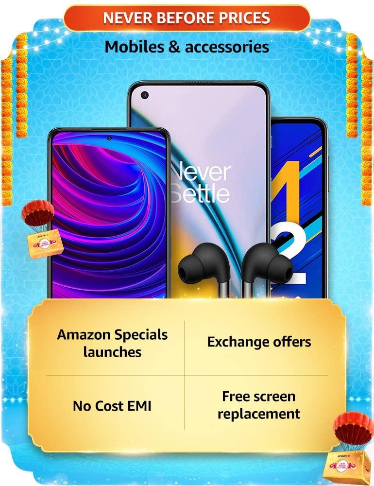 Amazon Great Indian Sale mobiles
