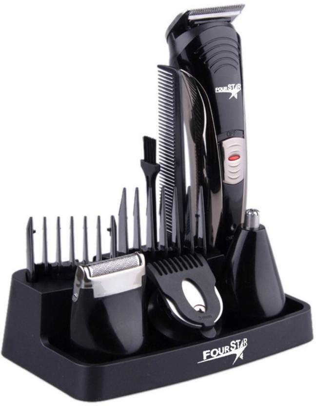 buy four star fs 1002 grooming kit for men at rs 799 from flipkart regular price rs 999. Black Bedroom Furniture Sets. Home Design Ideas