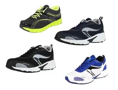 Amazon Get Upto 70 Off On Globalite Sports Shoes From Rs 480