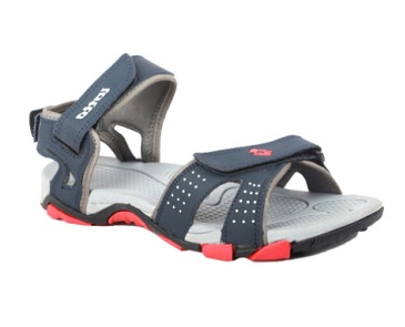 464cecfa3613 Buy Lotto Albert Grey Red Men Floater Sandals At Rs 499 From Snapdeal [Flat  50% Off]