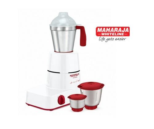 189cfa6bcb2 Buy Maharaja Whiteline Marvello Mixer Grinder At Rs.1299 From Snapdeal