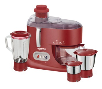 f93a6d8ca88 Buy Maharaja Whiteline Ultimate DLX Juicer Mixer Grinder At Rs 2019 From  Amazon