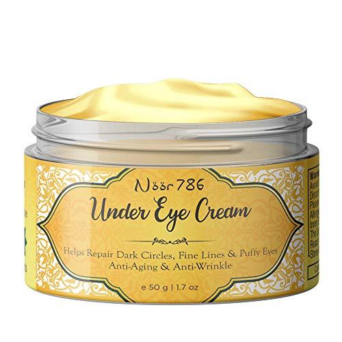 Buy Noor 786 Halal Friendly Under Eye Cream For Dark Circles Fine