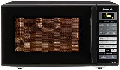 Buy Panasonic 27 L Convection Microwave Oven Nn Ct645bfdg