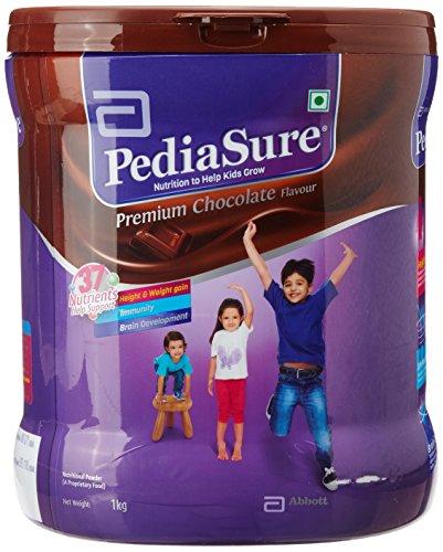 Buy PediaSure Premium Chocolate - 1 Kg (Jar) at Rs  525 from Amazon