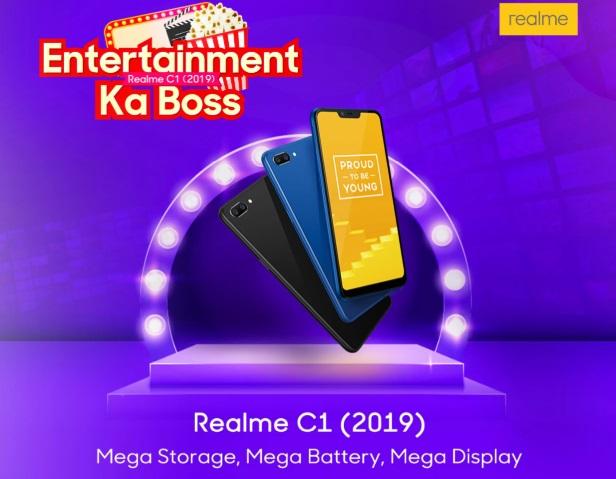 29189d0ca RealMe C1 2019 Flipkart Price  Rs 7499  Buy Now