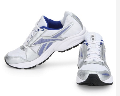 77c25230671b Buy Reebok Dynamic Ride Lp White Sports Shoes At Rs 1429 Only From Snapdeal