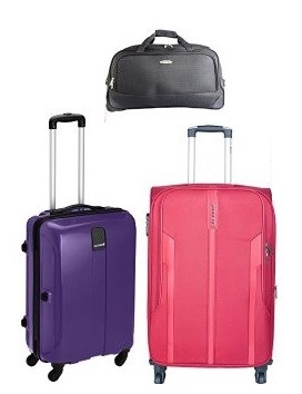 Amazon Luggage Offer Get Upto 80 Off On Top Brands