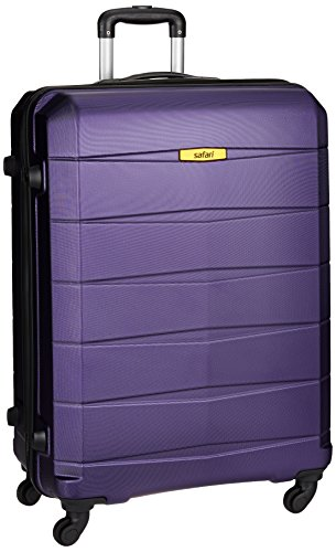 India Desire : Buy Safari Polycarbonate 77 cms Purple Hard Sided Suitcase at Rs. 2777 from Amazon [Regular Price Rs 3667]