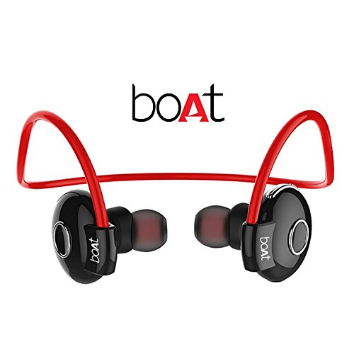 Buy Boat Rockerz 210 In Ear Bluetooth Earphones With Microphone At Rs 1799 From Amazon