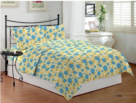 Amazon Bedsheets Offer : Get Double Bedsheet With 2 Pillow Cover For Flat  Rs. 237 Only