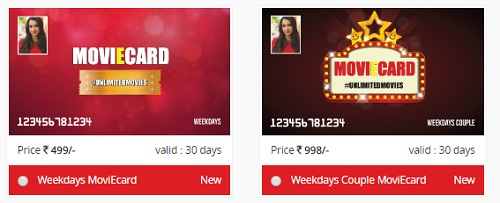 MovieCard Offer- Watch Unlimited Movies Free Via Paypal For