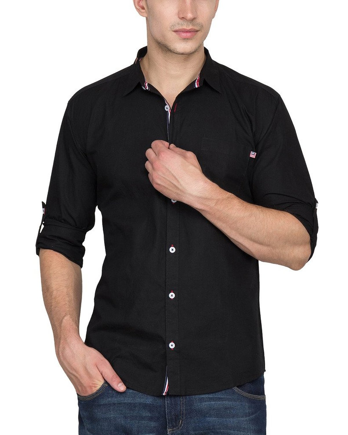 5a647937e4 India Desire : Amazon Shirts Offer: Get Upto 75% Off On Branded Mens Shirt
