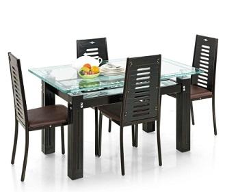 Swell Flipkart Steal Deals Get Upto 80 Off On Dining Sets Starts Home Interior And Landscaping Ologienasavecom