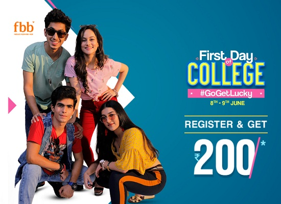 b401e8942f India Desire : FBB Online Fashion Offers : Register & Get Rs 200 Off Coupon  On