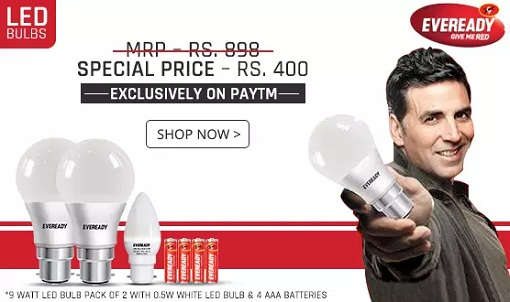 Paytmmall Led Bulbs Offer Get Upto 40 Off Flat 50 Cashback On Led Bulbs Ceiling Lights