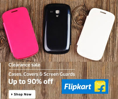 purchase cheap 66423 22d20 Flipkart Clearance Sale : Get Upto 96% off On Mobile Cases & Covers