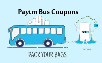 paytm bus ticket offer coupon dunia