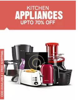 Paytm Kitchen Appliances Sale : Upto 80% Off + Extra Upto 50 ...