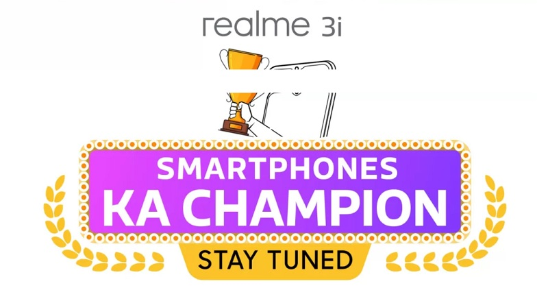 RealMe 3i Next Sale Date 15th Aug @12PM: Flipkart Price @Rs 7999