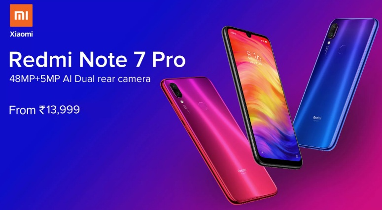 Redmi Note 7 Pro Flipkart Next Sale 8th May 12pm Price Rs 13999