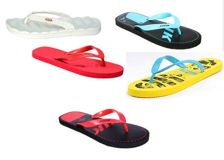 b624b901c Paytm Loot Deal   Buy Slippers   Flip Flops At Rs. 73 Only From Paytm   Limited Stock Offer  - FOOT25
