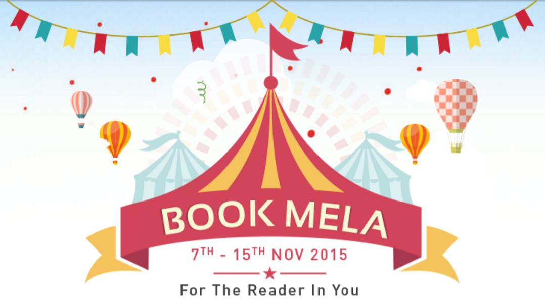 Snapdeal Book Mela 7th To 15th Nov 2015: Best Selling Books