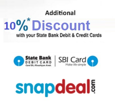 5bb5bf93275 India Desire   Snapdeal SBI Cards Offe   Get 10% Instant Discount With SBI  Debit