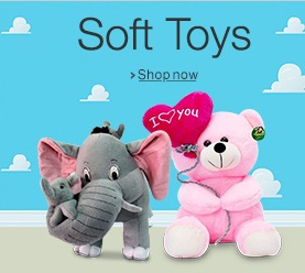 Amazon Soft Toys Offer Get Upto 80 Off On Teddy Bears From Rs 124