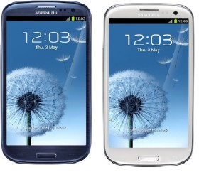 Buy Samsung Galaxy S3 Neo Marble White & Blue At Rs  10990