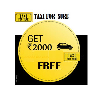 How To Use Taxi For Sure Coupons On GrabOn?