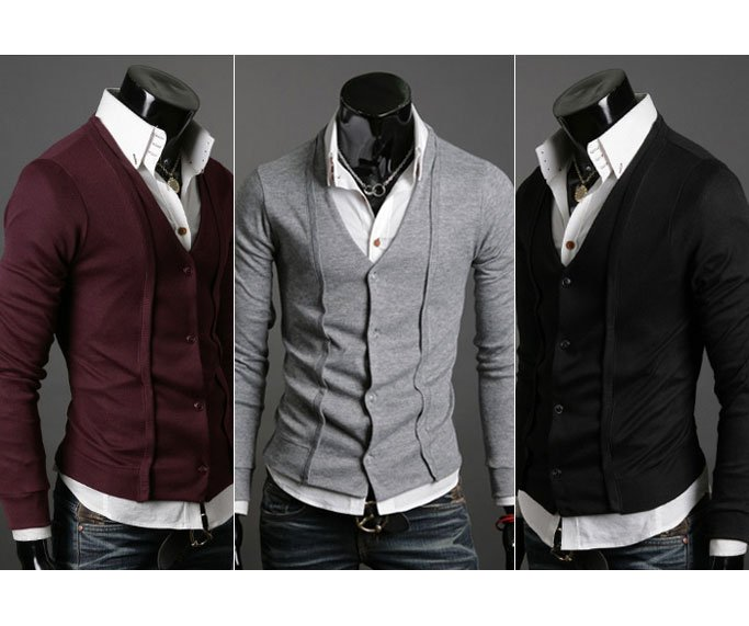 Welcome to Winter Clothes for Men page, where you can find a variety of winter wear for men such as winter jacket, duck down jacket, winter coat, sweater coat, cardigan and so on.