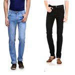 India Desire : Paytmmall Denim Jeans Offer: Flat 40% Off + Upto 60% Cashback On Branded Mens Denim Jeans
