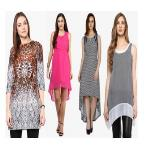 India Desire : Upto 90% Off On Sugr T-Shirts ,The Gud look Storefront & Trend18 Women Clothings From Rs 99 On Amazon