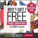 India Desire : Loot Deal: Buy 1 Get 1 Free On Women's Dresses- LimeRoad