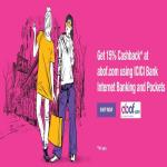 India Desire : Abof ICICI Bank Offer : Get 15% Cashback At Abof Via ICICI Bank Internet Banking Or Pockets App