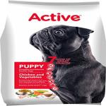 India Desire : Buy Active Chicken and Vegetable Puppy Dog Food, 3 kg at Rs. 130 from Amazon [Regular Price Rs 325]