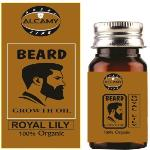 India Desire : Buy Alcamy Beard Growth Oil (Royal Lily) Hair Oil(30 ml) at Rs. 70 from Flipkart [Regular Price Rs 299]
