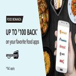 India Desire : Amazon Pay Food Festival Offers- Get 50% Cashback Upto Rs 100 On Faasos, Freshmenu, Swiggy, Dominos & More Using Amazon Pay