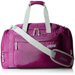 India Desire : Buy American Tourister Fabric Magenta Gym Bag (X-Bags Casual 2) at Rs. 585 from Amazon [Regular Price Rs 1750]