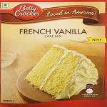 India Desire : Buy Betty Crocker French Vanilla Cake Mix, 520g at Rs. 145 from Amazon [Regular Price Rs 275]