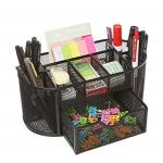 India Desire : Buy Callas Metal Mesh Desk Organizer, Black LD 708-05 at Rs. 349 from Amazon [Regular Price Rs 699]