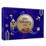 India Desire : Buy Cadbury Celebrations Premium Assorted Chocolate Gift Pack, 2 X 286 g at Rs. 403 from Amazon [MRP Rs 700]