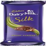 India Desire : Buy Cadbury Dairy Milk Silk Roast Almond Chocolate Bar 137 g (Pack of 3) at Rs. 225 from Flipkart [Selling Price Rs 450]