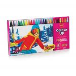 India Desire : Buy Cello ColourUp Plastic Crayon - Pack of 24 at Rs. 78 from Amazon